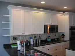 Linen Kitchen Cabinets How To Reface Kitchen Cabinets With Molding Tehranway Decoration