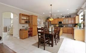 California Kitchen Cabinets Refaced Cabinets Brighten A California Kitchen