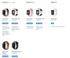apple watch series 2 target apple watch series 2 has been discontinued replaced by more