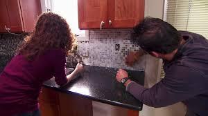 contemporary kitchen backsplash ideas hgtv pictures hgtv
