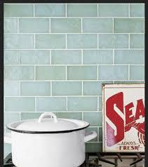 Green Tile Backsplash by Glass Subway Tile On Pinterest Subway Tiles Tile And Subway