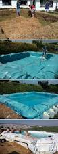 best 25 hay bale pool ideas on pinterest building a swimming
