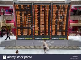 Charles De Gaulle Airport Map Airport Departure Schedule Stock Photos U0026 Airport Departure