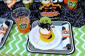 halloween monster mash party creative juice