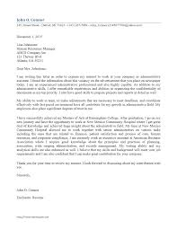 Administrative Assistant Cover Letter   Freewordtemplates net   barista cover letter happytom co
