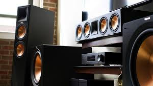luxury home theater home theater systems surround sound system klipsch