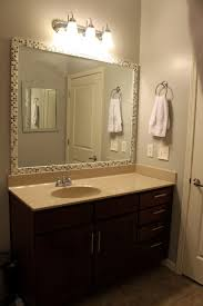 bathroom cabinets large framed bathroom mirrors floor length