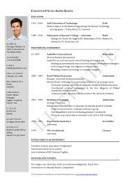 Student CV template samples  student jobs  graduate cv      How To Write Resume Cv Academic Cv Template Sample Simple Resume Examples Good Academic Curriculum