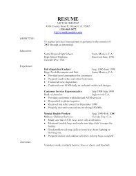 Good Customer Service Skills Resume Food Service Resume Samples Free Resume Example And Writing Download