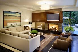 Contemporary Family Room LightandwiregalleryCom - Contemporary family room design