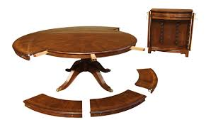 Expandable Dining Room Table Plans 44 Round Dining Table With Leaf About 44 Round Dining Table With