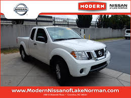 nissan frontier mpg 2017 used 2017 nissan frontier for sale cornelius nc 1n6bd0ct9hn740029