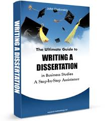 thesis writing guidance FAMU Online An Ultimate Guide to Writing a Dissertation in Business Studies A Step by
