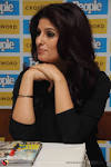 Close Twinkle Khanna Launches People Magazine Issue Slide Show | E-