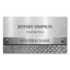Standard Business Card Design 2191 Best Construction Business Cards Images On Pinterest