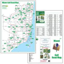 Palm Island Florida Map by Golf Maps Fore Better Golf Inc