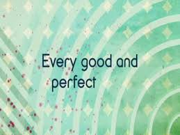 EVERY GOOD AND PERFECT THING WorshipHouse Kids