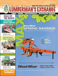 the original lumberman u0027s exchange magazine brought to you by