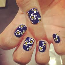 blue and black nail designs blue nail designs to beauty your