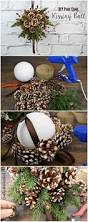 make an easy diy pinecone wreath in one hour pinecone pine cone