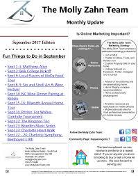 blog the molly zahn team