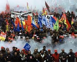 grève décembre1995 plan juppé manifestation cheminots
