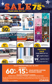 jo ann fabric and craft store weekly ad in tallahassee jo ann fabric and craft store weekly ad in the tallahassee area