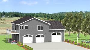Housedesigners Rv Garage Plans Terrific 15 The House Designers Rv Garage One