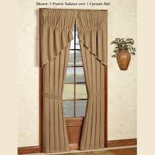 curtains home decor decorations burlap window treatments for cute interior home