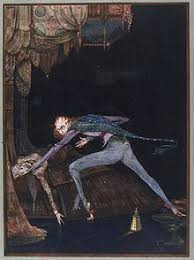 The Tell Tale Heart   Wikipedia Wikipedia Plot summary edit   Illustration by Harry Clarke         quot The Tell Tale Heart quot