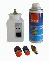 klimaservicegerät oksys ecos 200 vollautomatisch für r 13