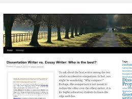 Writing service quote   Writing types
