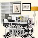 Copy Cat Chic: Why hide from zebra hide?