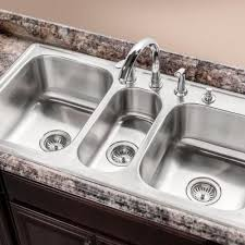 Selecting The Ideal Kitchen Sink At The Home Depot - Shallow kitchen sinks