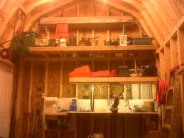 12x20 gambrel roof shed barn kiln by james lango lumberjocks