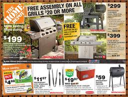 kids grill home depot black friday home depot ad deals 6 6 6 12 father u0027s day savings sale