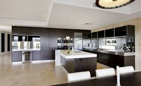 Large Open Kitchen Floor Plans by Kitchen Style Contemporary Kitchen Designs Ideas For New Modern