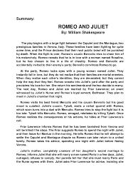 essays on romeo and juliet Frank D  Lanterman Regional Center