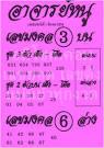 FOCUS GO!: หวยงวด 1 มี.ค.54 และ ทีเด็ด หวยซอง หลวง