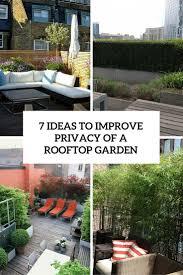 Rooftop Garden Ideas Garden Trees The Roof Garden Apartmen Terrace Garden Sofa
