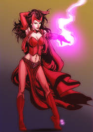 scarlet witch costume comics scarlet witch colors by zhourules on deviantart