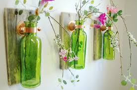 Recycle Home Decor Ideas Creative Idea Recycled Old Light Bulbs Vases Get Inspired By