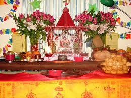 100 decoration themes for ganesh festival at home ganpati