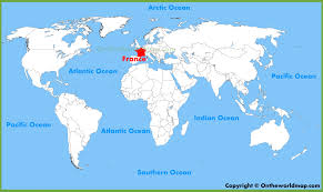 Map Of France And Switzerland by France Maps Maps Of France