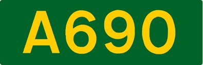 A690 road