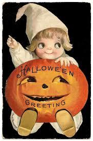 55 best vintage halloween postcards images on pinterest vintage