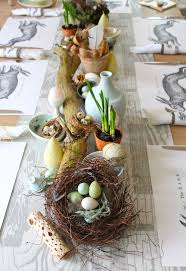 Easter Decorations For Home Dazzling Garden Party For Easter Centerpiece Design Inspiration