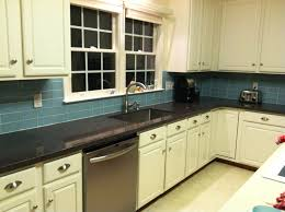 Glass Subway Tiles For Kitchen Backsplash Backsplashes Awesome Glass Subway Tile Kitchen Backsplash With