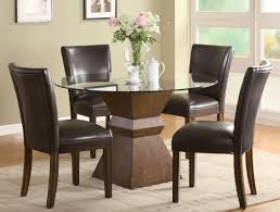 sophia round dining table round black dining room table design