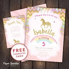 1st birthday princess invitation wow your guests with this whimsical unicorn birthday party
